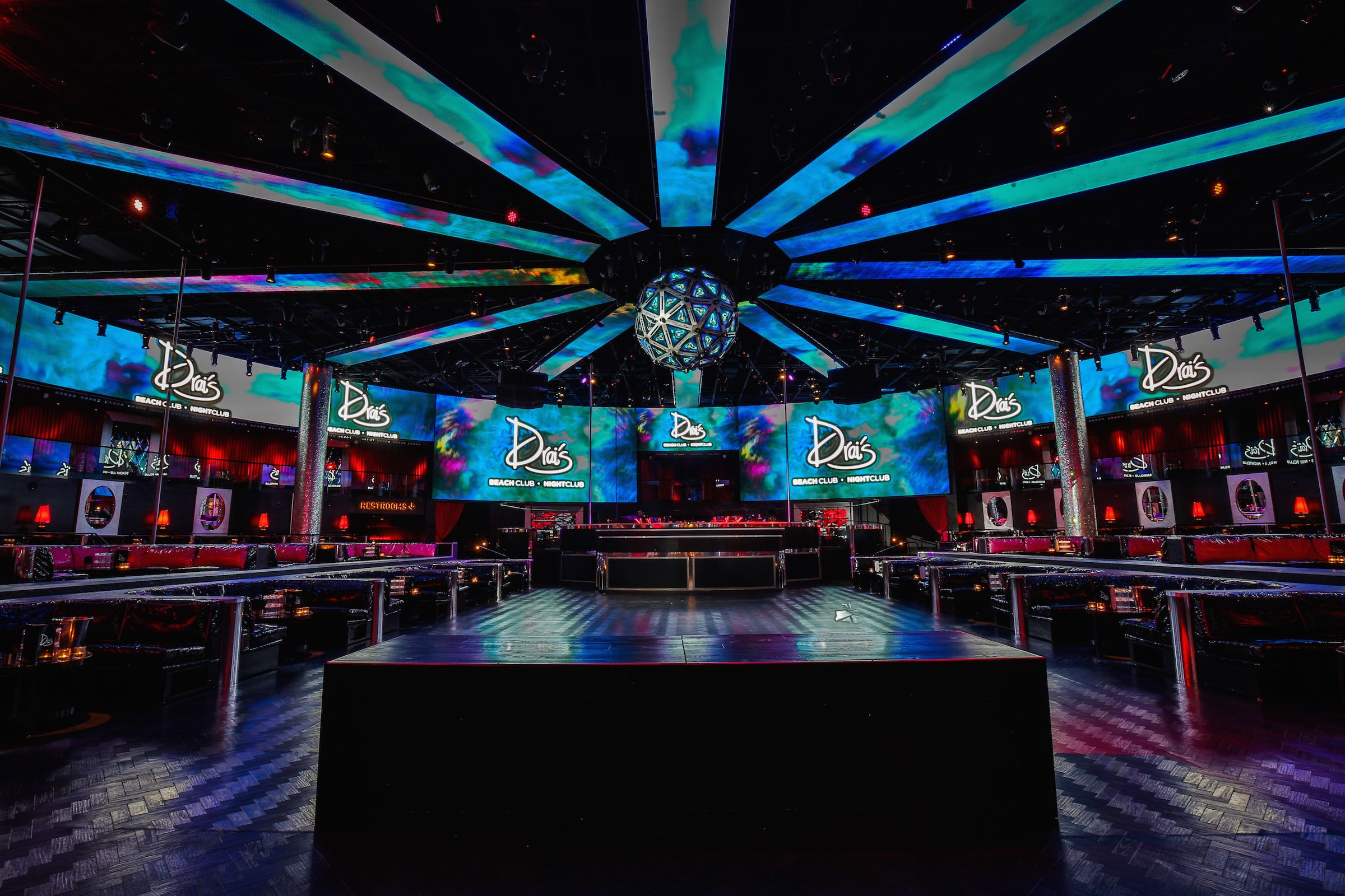 Buy Tickets and Tables at Drai's Nightclub on
