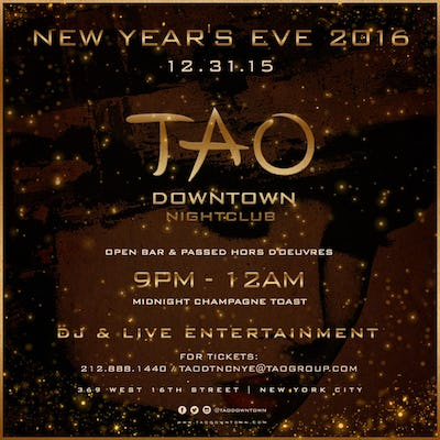 Tablelist | Buy Tickets and Tables to New Year's Eve 2016 ...
